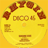 sunshine state disco 45